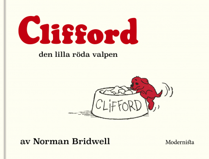 Clifford den lilla röda valpen