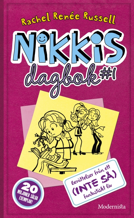 Nikkis dagbok #1