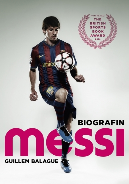 Guillem Balague Messi: Biografin