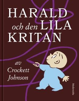 Harald och den lila kritan