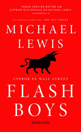 Flash Boys: Uppror på Wall Street