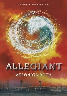 Veronica Roth Allegiant