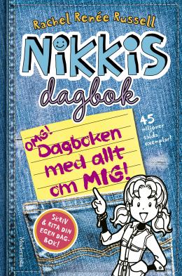 Nikkis dagbok: OMG! Dagboken med allt om mig!